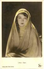 mov420025 - Lillian Gish Actor / Actress Postcard Post Card Old Vintage Antique Movie Star