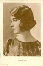mov420030 - Lillian Gish Actor / Actress Postcard Post Card Old Vintage Antique Movie Star