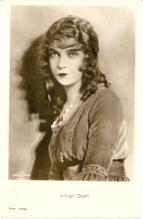 mov420031 - Lillian Gish Actor / Actress Postcard Post Card Old Vintage Antique Movie Star