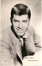 mov595001 - Jerry Lewis Actor / Actress Postcard Post Card Old Vintage Antique Movie Star