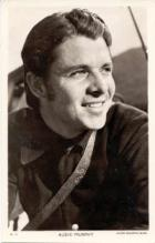 mov680004 - Audie Murphy Actor / Actress Postcard Post Card Old Vintage Antique Movie Star