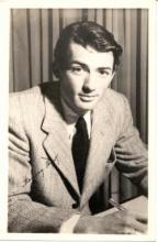 mov735001 - Gregory Peck Actor / Actress Postcard Post Card Old Vintage Antique Movie Star