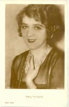 mov740008 - Mary Pickford Actor / Actress Postcard Post Card Old Vintage Antique Movie Star