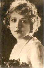 mov740009 - Mary Pickford Actor / Actress Postcard Post Card Old Vintage Antique Movie Star
