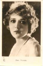 mov740010 - Mary Pickford Actor / Actress Postcard Post Card Old Vintage Antique Movie Star