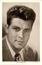 mov790001 - Dale Robertson Actor / Actress Postcard Post Card Old Vintage Antique Movie Star