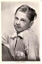 mov815001 - Mickey Rooney Actor / Actress Postcard Post Card Old Vintage Antique Movie Star