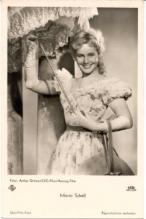 mov835002 - Maria Schell Actor / Actress Postcard Post Card Old Vintage Antique Movie Star