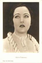mov880006 - Gloria Swanson Actor / Actress Postcard Post Card Old Vintage Antique Movie Star