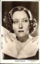mov880011 - Gloria Swanson Actor / Actress Postcard Post Card Old Vintage Antique Movie Star