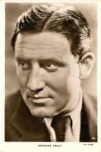mov915001 - Spencer Tracy Actor / Actress Postcard Post Card Old Vintage Antique Movie Star