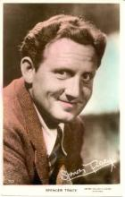 mov915002 - Spencer Tracy Actor / Actress Postcard Post Card Old Vintage Antique Movie Star