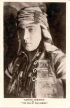 mov925004 - Rudolph Valentino Actor / Actress Postcard Post Card Old Vintage Antique Movie Star