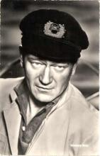 mov935003 - John Wayne Actor / Actress Postcard Post Card Old Vintage Antique Movie Star
