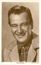 mov935005 - John Wayne Actor / Actress Postcard Post Card Old Vintage Antique Movie Star