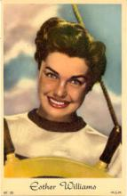 mov960002 - Esther Williams Actor / Actress Postcard Post Card Old Vintage Antique Movie Star