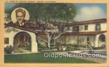 msh001031 - Michey Rooney, Encino, CA, USA Movie Star, Actor / Actress, Post Card Postcard