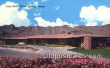 msh001062 - Lucy Ball, Palm Springs, CA USA Movie Star, Actor / Actress, Post Card Postcard