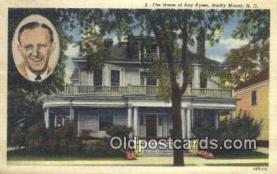msh001111 - Kay Kyser, Rocky Mount, NC, USA Movie Star, Actor / Actress, Post Card Postcard