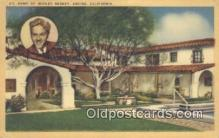 msh001146 - Mickey Rooney, Encino, CA Movie Star, Actor / Actress, Post Card Postcard