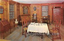 Paneled Parlor, Smithsonian Institution