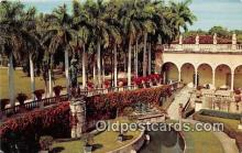 Italian Garden Court Ringling Museum of Art