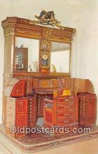 Famous Napoleon Desk, Lightner Museum of Hobbies