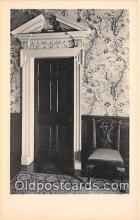 Doorway, John Stamper House, Henry Francis Du Pont Winterthur Museum