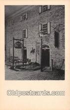 Red Lion Inn, Henry Francis DU Pont Winterthur Museum