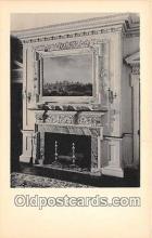 Chimney Pieve, John Stamper House, Henry Francis DU Pont Winterthur Museum