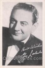 mus001008 - Guy Lombardo postcard postcards