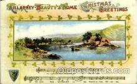 mus001042 - Music, Musician, Composer, Postcard Postcards