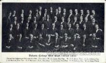 mus001052 - Victoria College Glee Club Music, Musician, Composer, Postcard Postcards