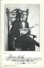 mus001102 - Mauricel Barris Music, Musician, Composer, Postcard Postcards
