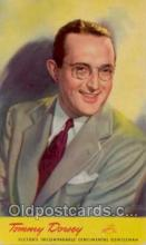 mus002004 - Tommy Dorsey Postcard Postcards