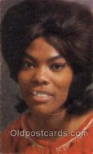 mus002029 - Dionne Warwick Music Postcard Postcards