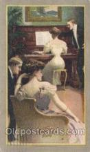 mus002041 - The Harvard Piano Music Postcard Postcards