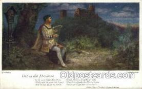 mus002045 - Music, Musical Instrument Post Card Postcards