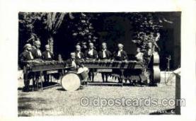 mus002049 - Hosteria Alcazar Antigua Music, Musical Instrument Post Card Postcards