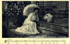 mus002050 - Music, Musical Instrument Post Card Postcards