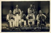 mus002056 - Royal Romanian Band Leader Andrew James, Music, Musical Instrument Post Card Postcards