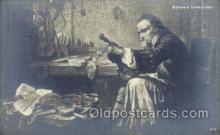 mus002059 - Antonio Stradivari Music, Musical Instrument Post Card Postcards