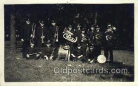 mus002064 - Music, Musical Instrument Post Card Postcards