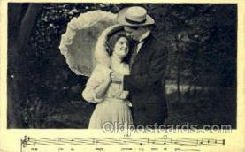 mus002067 - Music, Musical Instrument Post Card Postcards