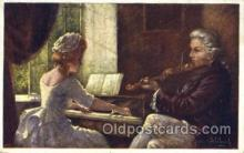 mus002075 - Music, Musical Instrument Post Cards Postcards
