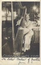 mus002093 - Mr. Dan Leno Music Postcard Postcards