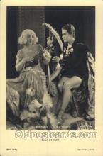 mus002097 - Ben-Hur, Carmel Myers - Ramon Novarro,  Music Postcard Postcards