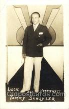 mus002099 - Tommy Schuyller Music Postcard Postcards