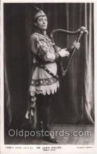 mus002114 - Mr. Lewis Waller,  Robin Hood,  Music Postcard Postcards