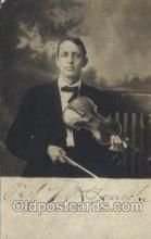 mus002130 - Prof TR Lincoln Music Postcard Postcards